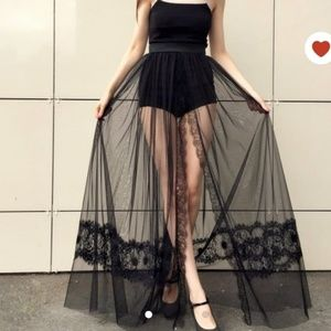 Dresses & Skirts - Beautiful skirt from Etsy